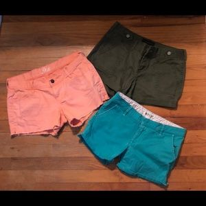 Juniors Shorts lot